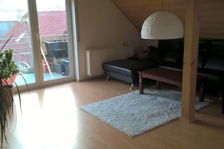 Skandinavisch eingerichteter Wohnungstil - Schwanau - Διαμέρισμα