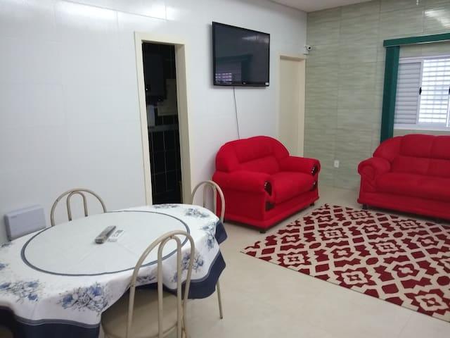 Espaço conforto e segurança no centro de Palmas-TO