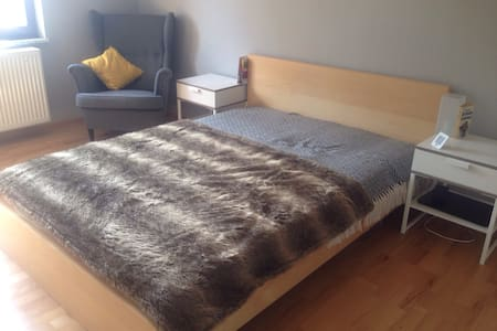 Room in Central Apartment - Wetzlar