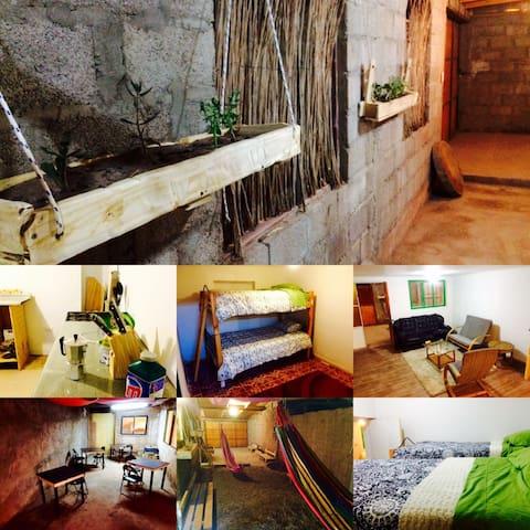 Hostal The Green House Atacama - San Pedro de Atacama - Hostel