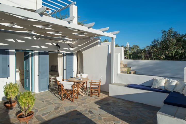 Hermes | 2 Bedroom Apartment with Patio