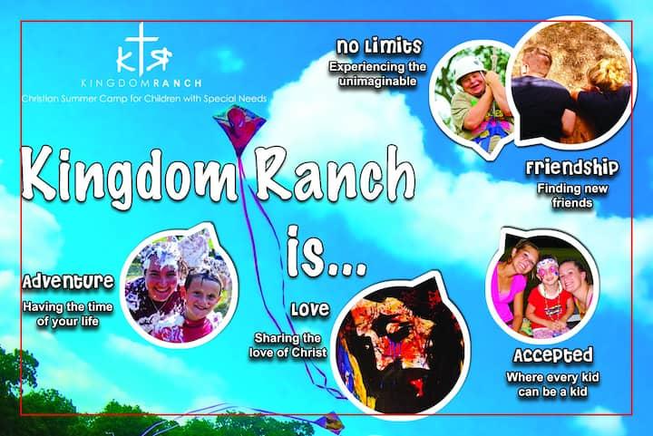 Kingdom Ranch - Retreat Center