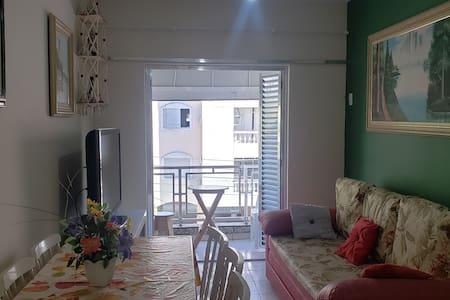 Apartamento Guarujá - 300 mts da Praia da Enseada