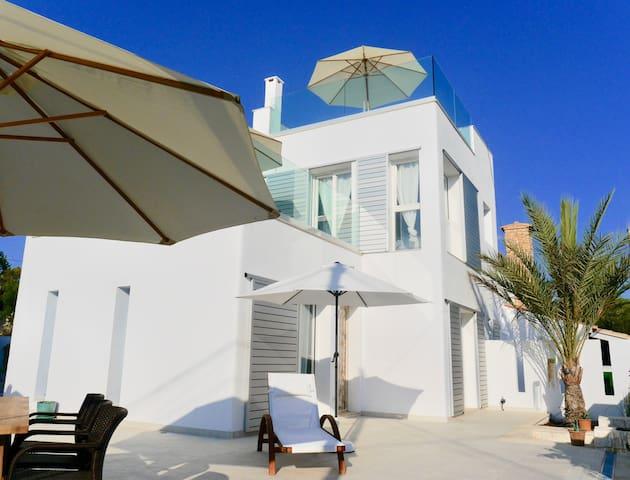 ♥ Casa Poggibonsi al Mar ♥ pool•seaview•beach 50 m