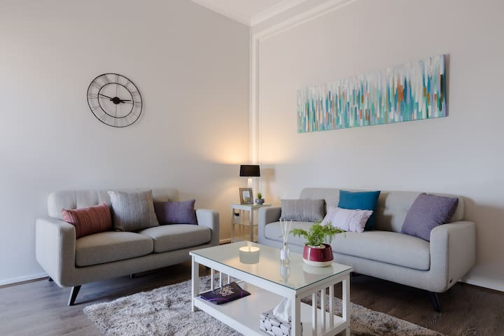 Cosy lounge room