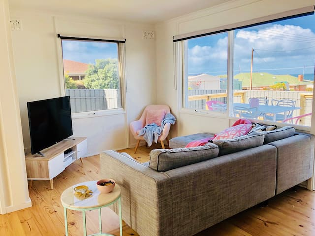The Pastel Shack Boutique Holiday Rental