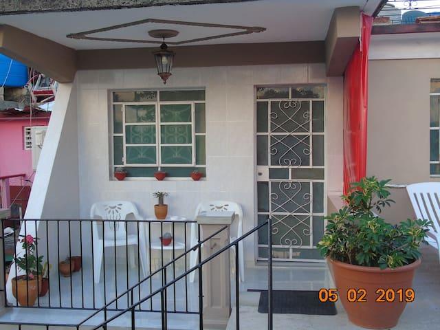 Habitación de Casa Ayerin y Mireya