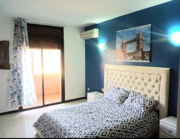 Appartement in city center of gueliz WIFI/TERASSE