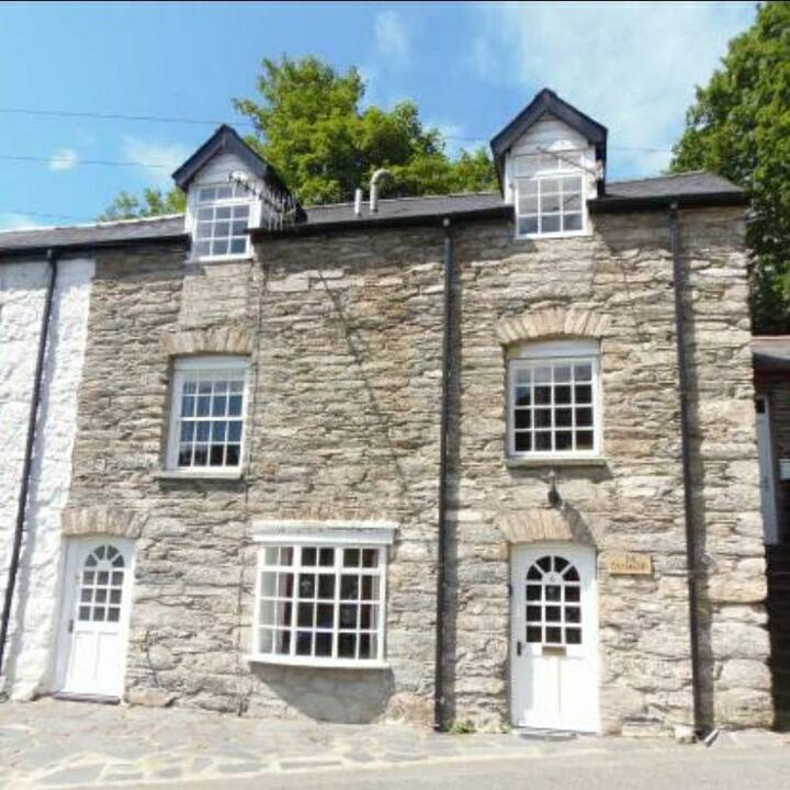 Located on the edge of the Dyfi Forest - idyllic