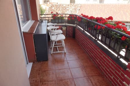 A spacious  apartment  the Merindades (Burgos)