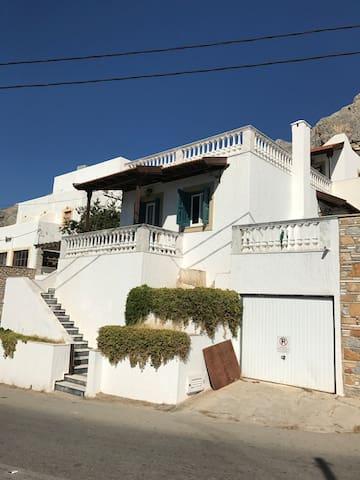Traditional Villa at Masouri Beach !!