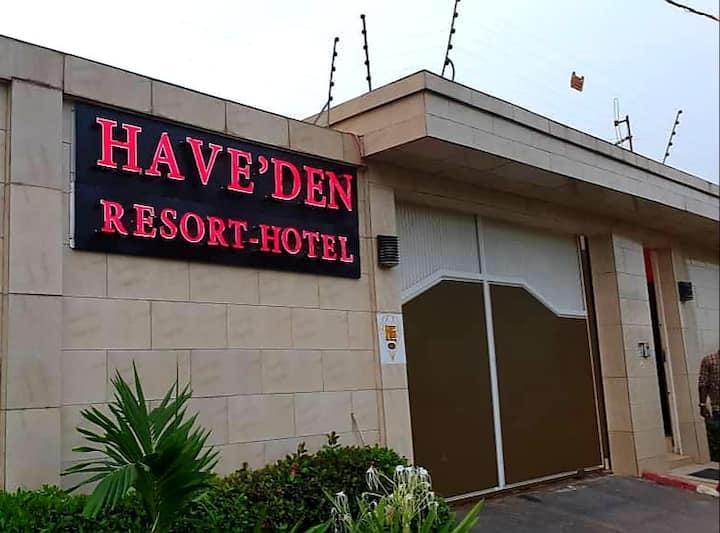 HAVE'DEN Resort Hôtel, Bingerville - ABIDJAN  C.I