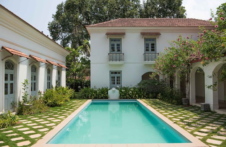 Trendiest villa with a private pool