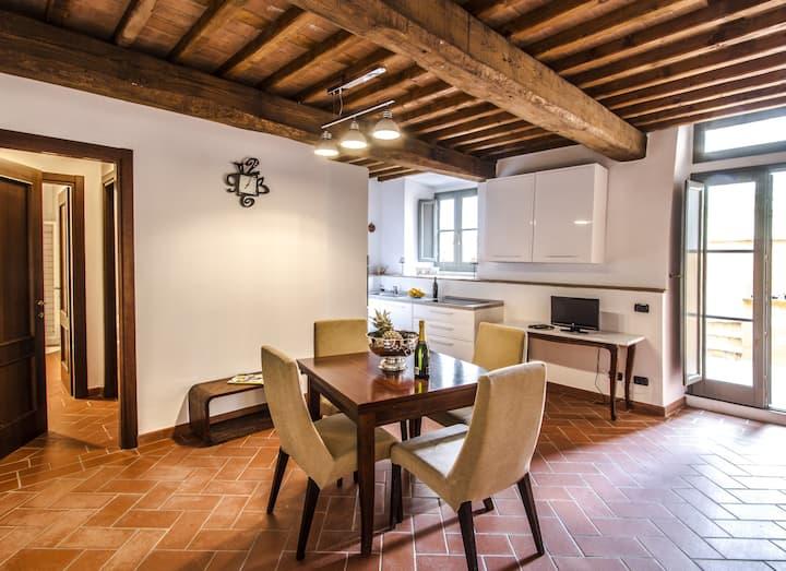 "Villa Guinigi Lucca - Emotion in the old ""borgo"""