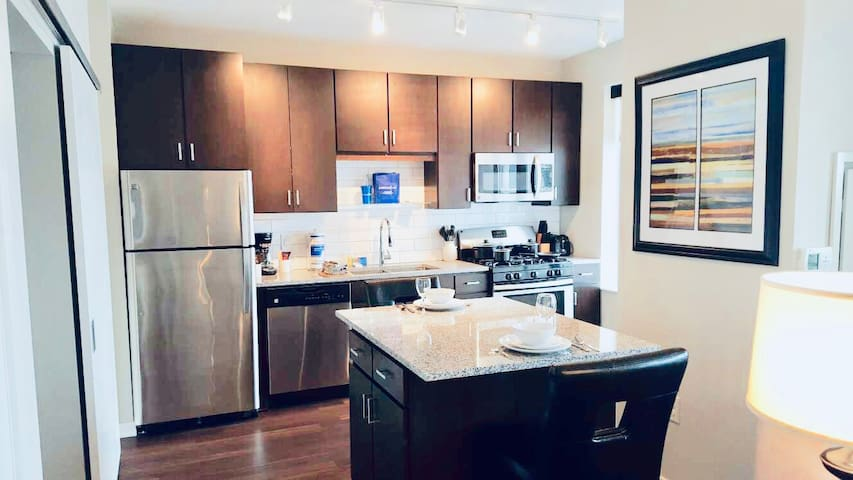 Luxury 1bd in Downtown Minneapolis!