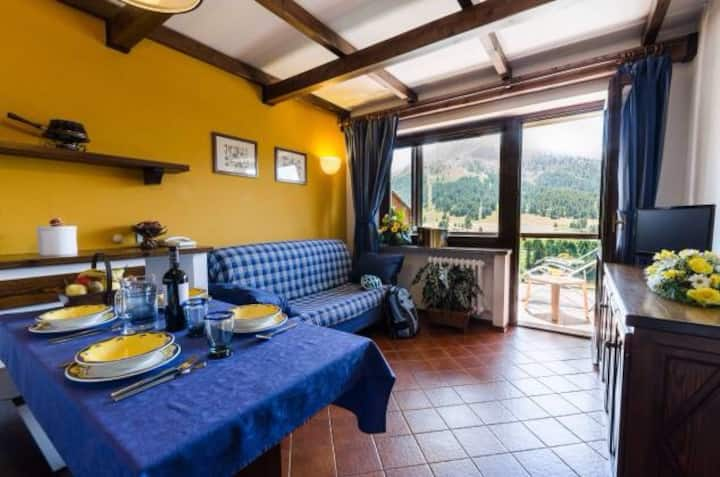 Sestriere Residence Palace 2- Appart.4 posti letto