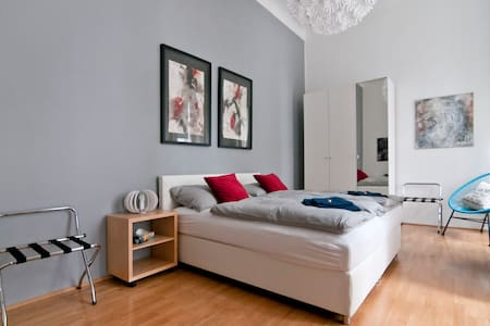 Silent & super central: stylish city appartment - Wien