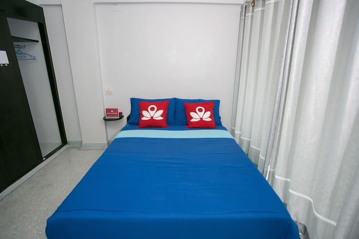 Amazing Room at Kung Val Mansion Don Muang - Bangkok - Bed & Breakfast