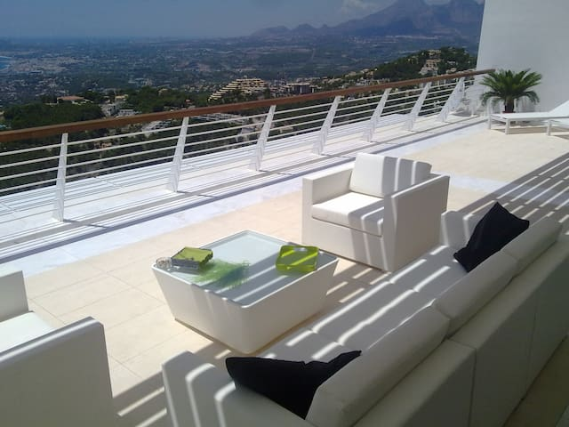 luxe-appartement Altea Hills - Altea Hills