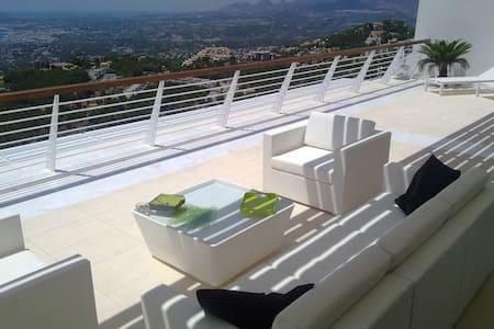 luxe-appartement Altea Hills - Altea Hills - Wohnung