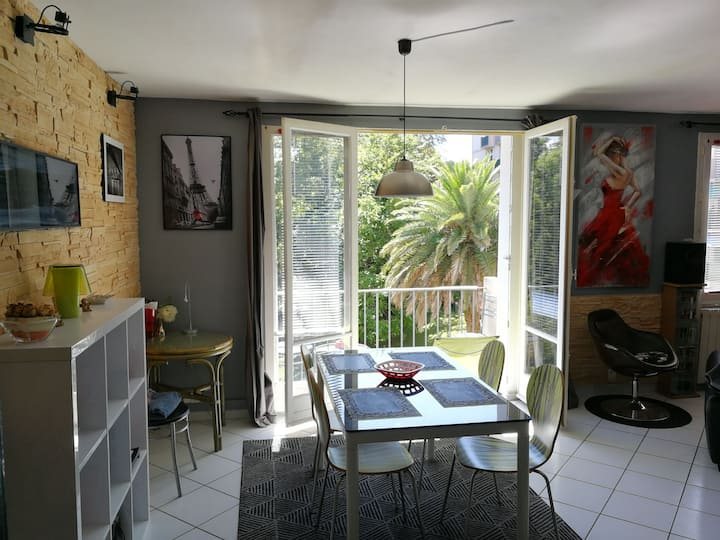 Basscountry, Evissa Room : step to Camino