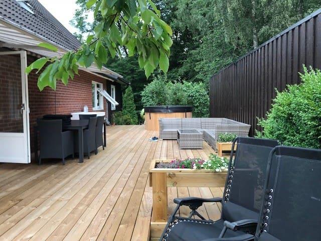 Villa in the best part of Gothenburg