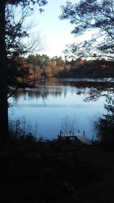 Pondfront Retreat - Ahhhh