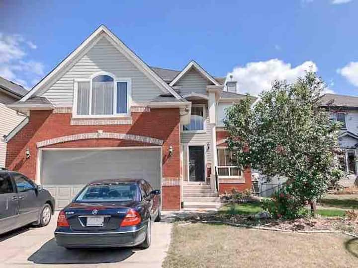 Chestermere Lake Home