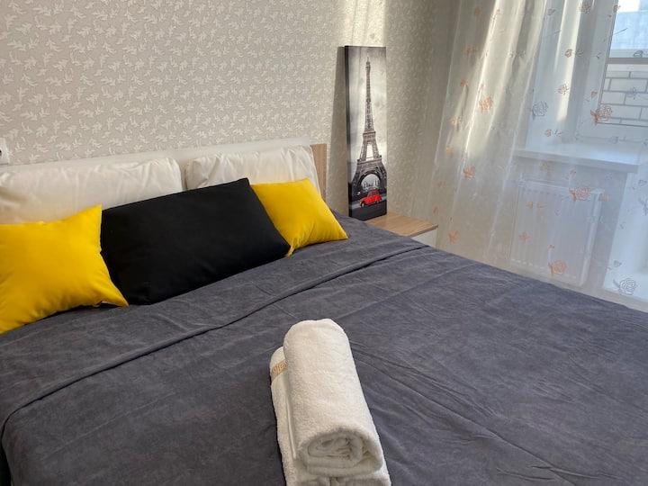 Уютная квартира в  самом центре Тобольска!