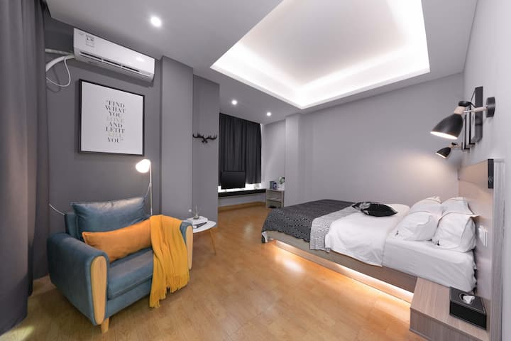 Haikou Jixiang Holiday Inn[Nordic Fine Room]