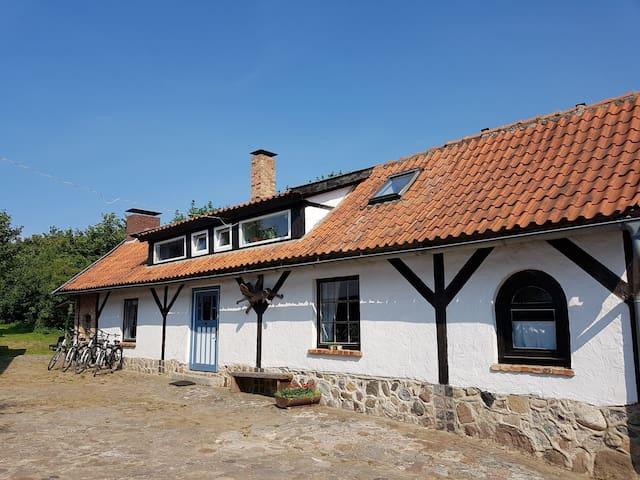 Ferien im alten Backhus