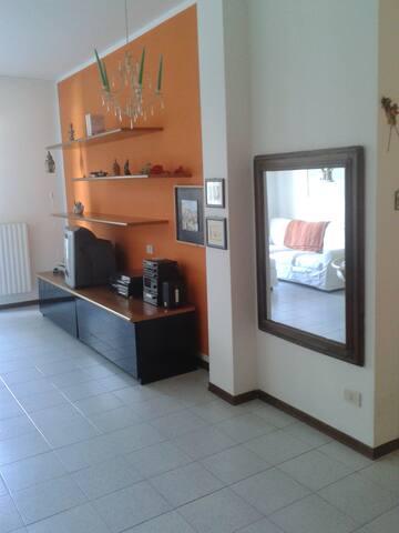LUMINOSO A 50 METRI DAL MARE - Marina di Vasto - Apartment