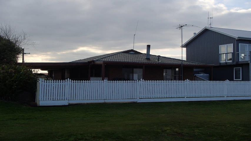 Port Albert Holiday house