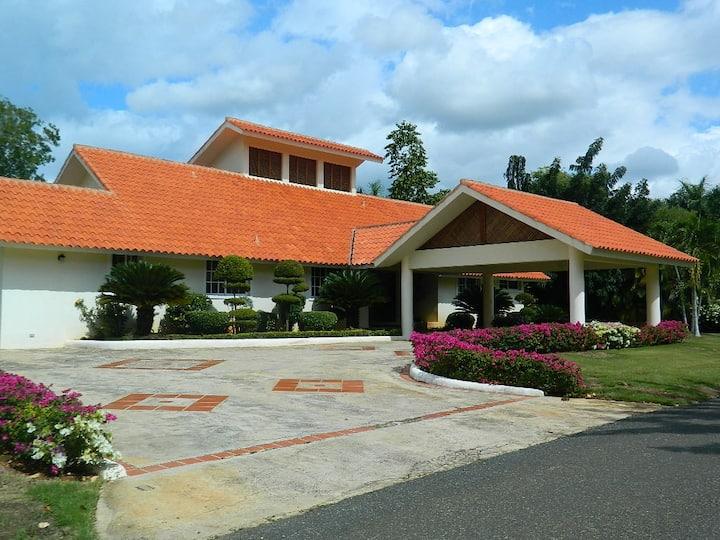 Confortable Villa en Famoso Resort Casa de Campo