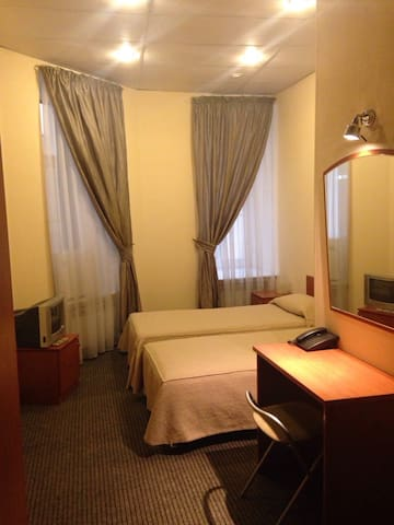 Апартаменты с кухней на Невском