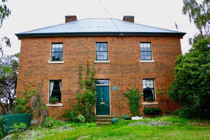 Tasmania's History House - Richmond - House