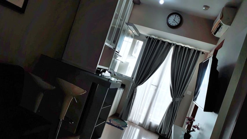 2 BR Bintaro Park View Apartment By Rahma