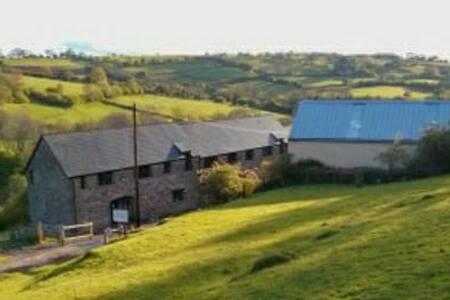 Beautifully located barn, price inc activities