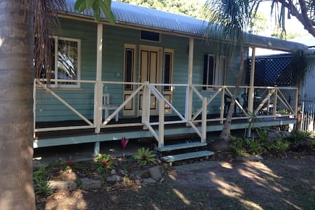 Cute cottage in quiet area of Wynnum West - Wynnum West - Haus