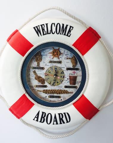 Welcome aboard CasaMila - Dorado - House