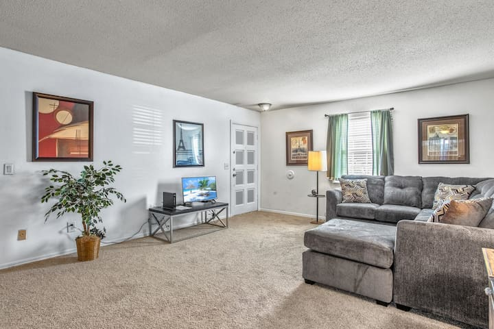 2 bed 2 bath in great nw okc area