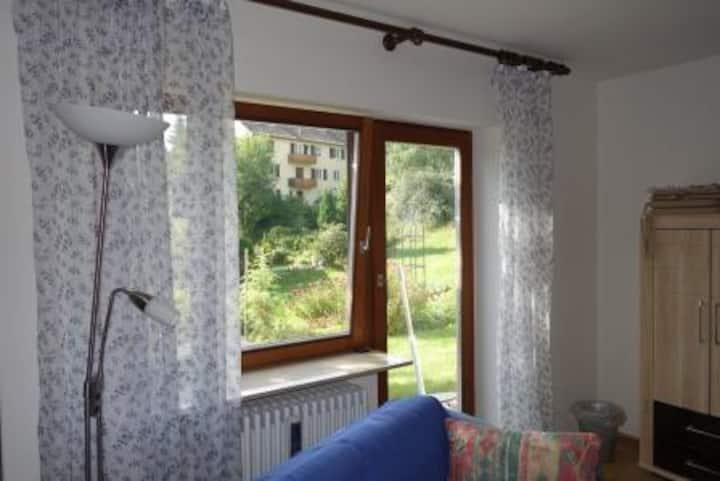 Haus Am Waldpark, (St. Georgen), Ferienwohnung, 40 qm, 1 Wohn-/ Schlafraum, max. 2 Personen