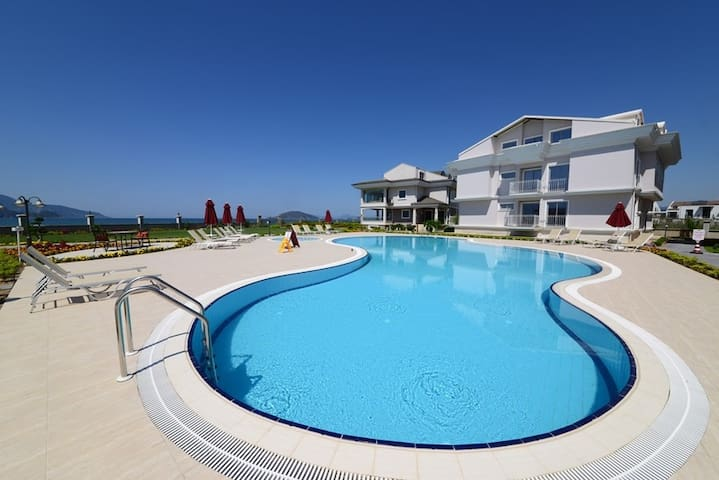 FDR201 Calis Beachfront Residence - Fethiye - House