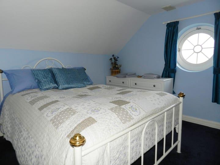 Ballycroy Farmhouse (Double room)