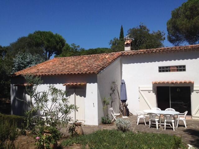 Villa Saint-Tropez, Parc des Salins - Saint-Tropez - Villa