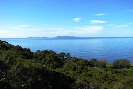 Bright super ocean views - Tuateawa - 一軒家