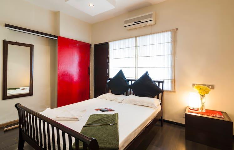 3 bedroom apartment in Abhiramapuram