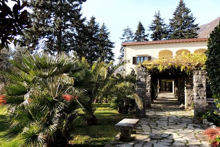VILLA OLGA - LAKE COMO - MEZZEGRA - Mezzegra - Villa