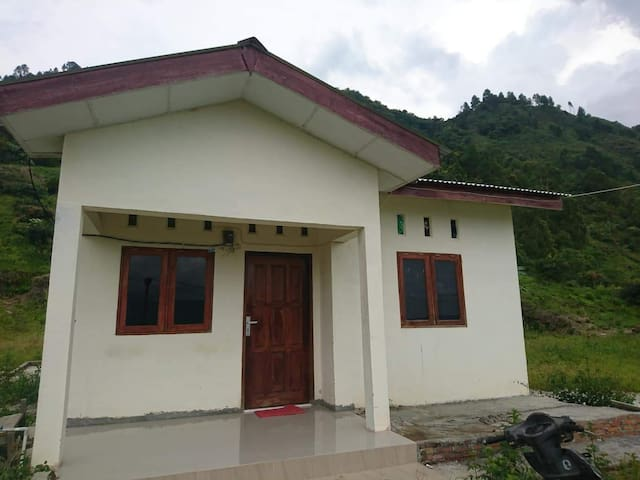Apart of Sidabutar's Homestay.