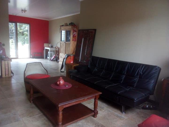 Casa compartida en Pinamar, Canelones.